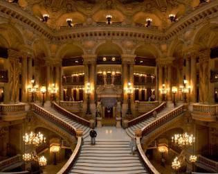 Фото: Гранд-Опера Париж — интересные факты