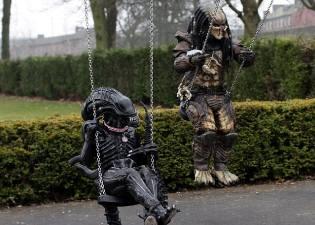 Фото: зачем инопланетяне похищают людей