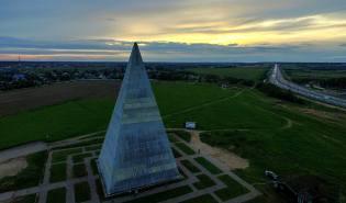 Фото: пирамиды Голода — интересные факты