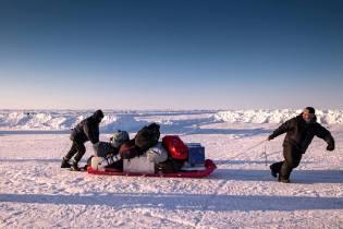 Фото: Владимир Чуков, экспедиция на Северный полюс
