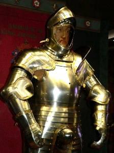 Фото: доспехи короля Генриха 8, интересные факты
