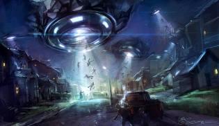 Фото: похищение пришельцами — интересные факты