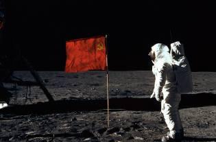 Фото: лунная афёра США, интересные факты