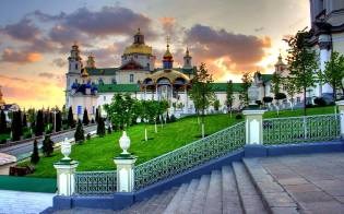 Фото: Почаевская лавра — интересные факты