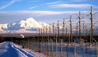 Фото: станция HAARP на Аляске, интересные факты