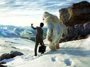 Фото: снежный человек на Кавказе, интересные факты