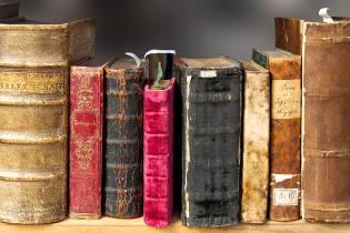 Фото: непостижимая жизнь книг, интересные факты