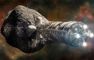 Фото: борьба с астероидами — интересные факты