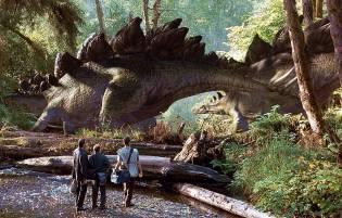 Фото: восстановления вымерших динозавров