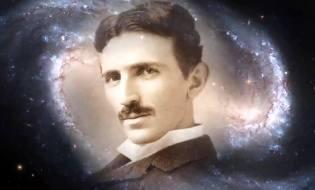 Фото: Никола Тесла — властелин мира