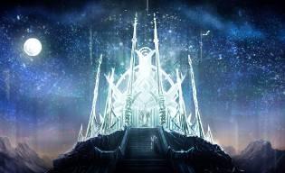 Фото: хрустальные дворцы на Луне, — интересные факты