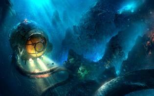 Фото: монстр Марианской впадины — интересные факты
