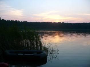 Фото: озеро Данилово — интересные факты