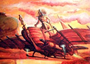 Фото: виманы — авиация древних, интересные факты