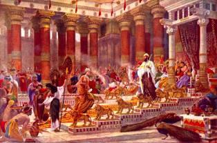Фото: копи царя Соломона — интересные факты