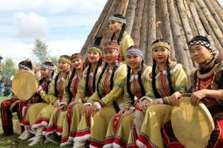 Фото: народ селькупы — интересные факты