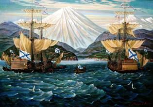 Фото: Витус Беринг, Вторая Камчатская экспедиция кратко