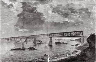 Фото: Сызранский мост — интересные факты
