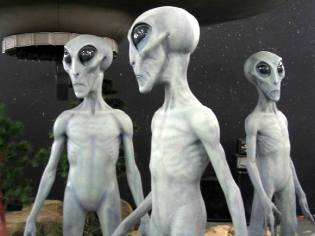 Фото: пришельцы и НЛО — интересные факты
