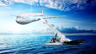 Фото: крейсер Винсеннес сбивает самолёт, интересные факты