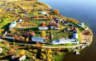 Фото: Горицкий Воскресенский монастырь — интересные факты