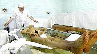 Фото: бальзамирование тела Ленина, интересные факты