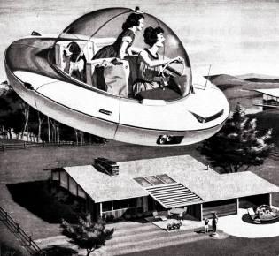 Фото: НЛО прошлого — интересные факты