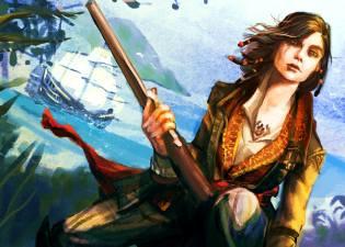 Фото: женщина-пират Мэри Рид, интересные факты