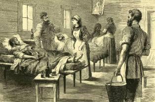 Фото: тиф во время Гражданской войны, интересные факты