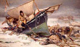 Фото: экспедиция Франклина — интересные факты