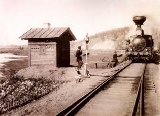 Фото: железная дорога — интересные факты