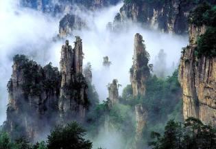 Фото: парк Чжанцзяцзе — интересные факты