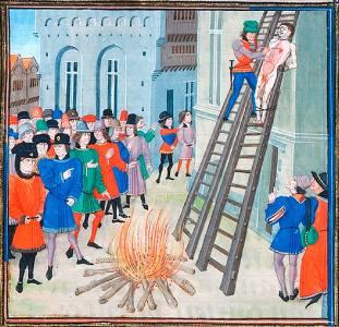 Фото: смертная казнь в Англии — интересные факты