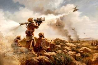 Фото: ПЗРК Стингер в Афганистане, интересные факты