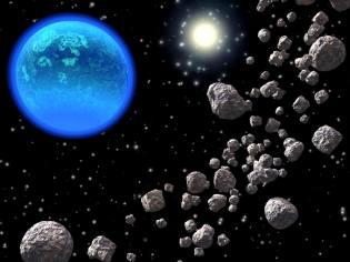 Фото: астероиды Солнечной системы, интересные факты