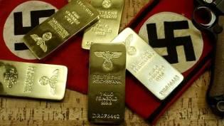 Фото: золото нацистов  — интересные факты