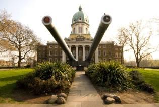 Фото: Военный музей в Лондоне — интересные факты