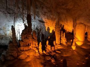 Фото: пещера Сорек в Израиле, интересные факты