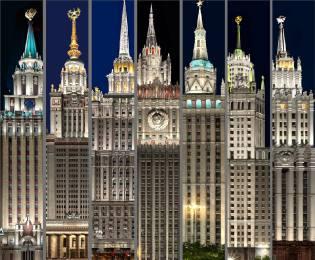Фото: московские высотки — интересные факты