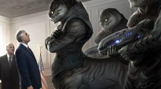 Фото: соглашения с пришельцами, интересные факты