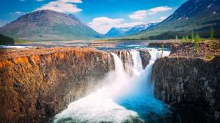 Фото: плато Путорана — интересные факты