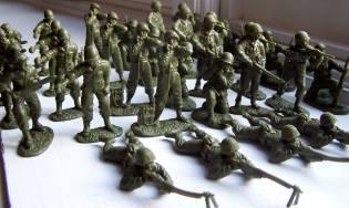 Фото: ожившие солдатики — интересные факты