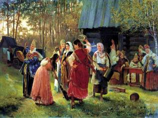Фото: языческие праздники августа, интересные факты