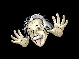 Фото: теория относительности Эйнштейна, интересные факты