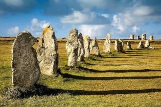 Фото: древние мегалиты — интересные факты