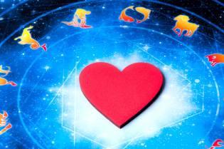 Фото: гармония любви по Зодиаку