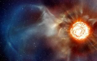 Фото: взрывы сверхновых звёзд, интересные факты