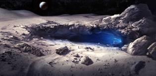 Фото: лунные пещеры — интересные факты