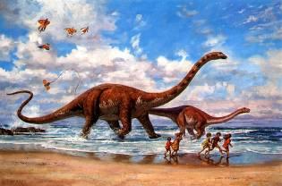Фото: динозавры в наши дни — интересные факты