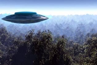 Фото: НЛО сибирской тайги, интересные факты